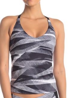 Nike Crossback Mixed Print Tankini
