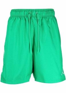 Nike drawstring track shorts
