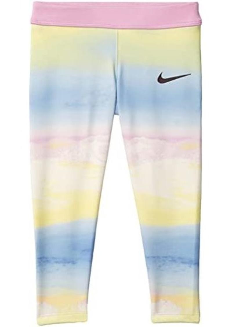 Nike Dri-FIT™ Arctic Ombré Printed Leggings (Toddler/Little Kids)