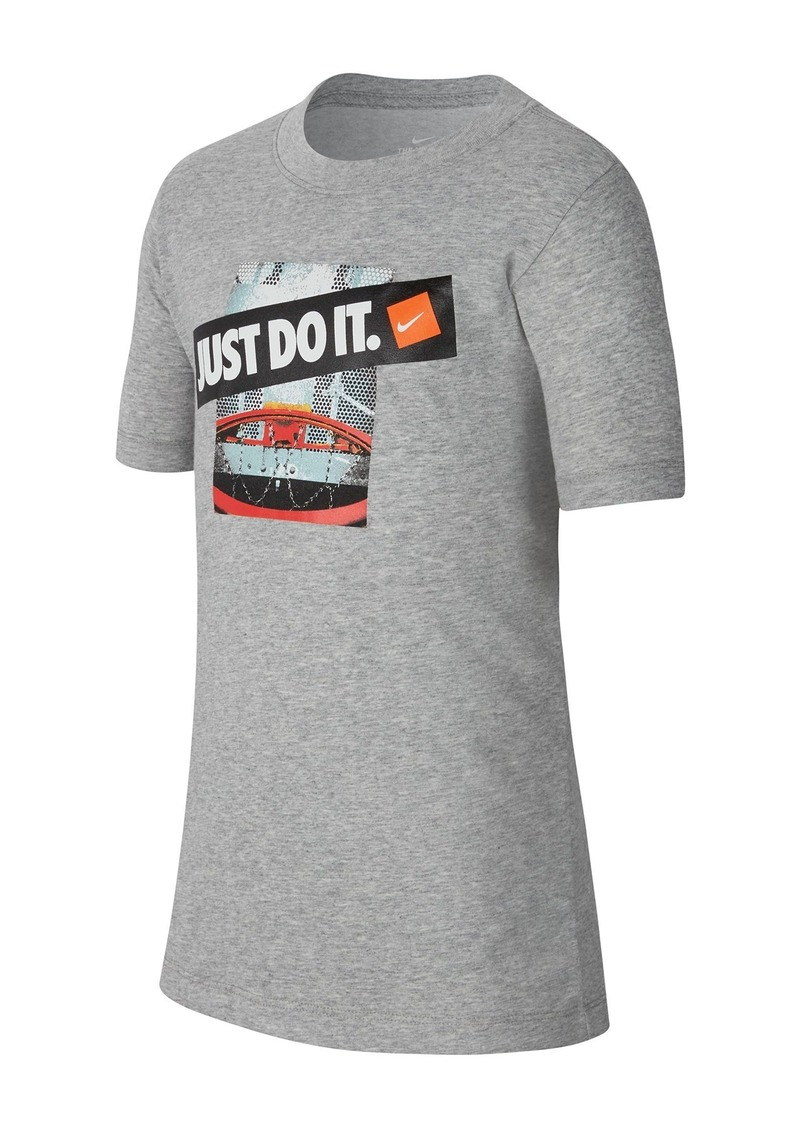 Nike Dri-FIT Basketball T-Shirt (Big Boys)