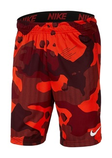 Nike Dri-FIT Camo Print Training Shorts