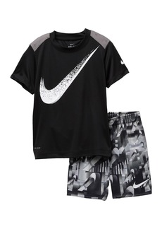 09a14343c9d17 SALE! Nike Nike Little Boys Dri-fit Elite Graphic-Print T-Shirt