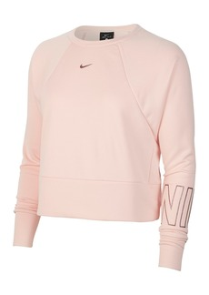 Nike Dri-FIT Get Fit Crew Neck Pullover