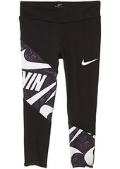 Nike Dri-FIT™ Graphic Panel Leggings (Little Kids)