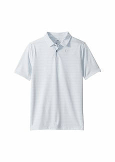 Nike Dri-Fit Heather Stripe Polo (Little Kids/Big Kids)