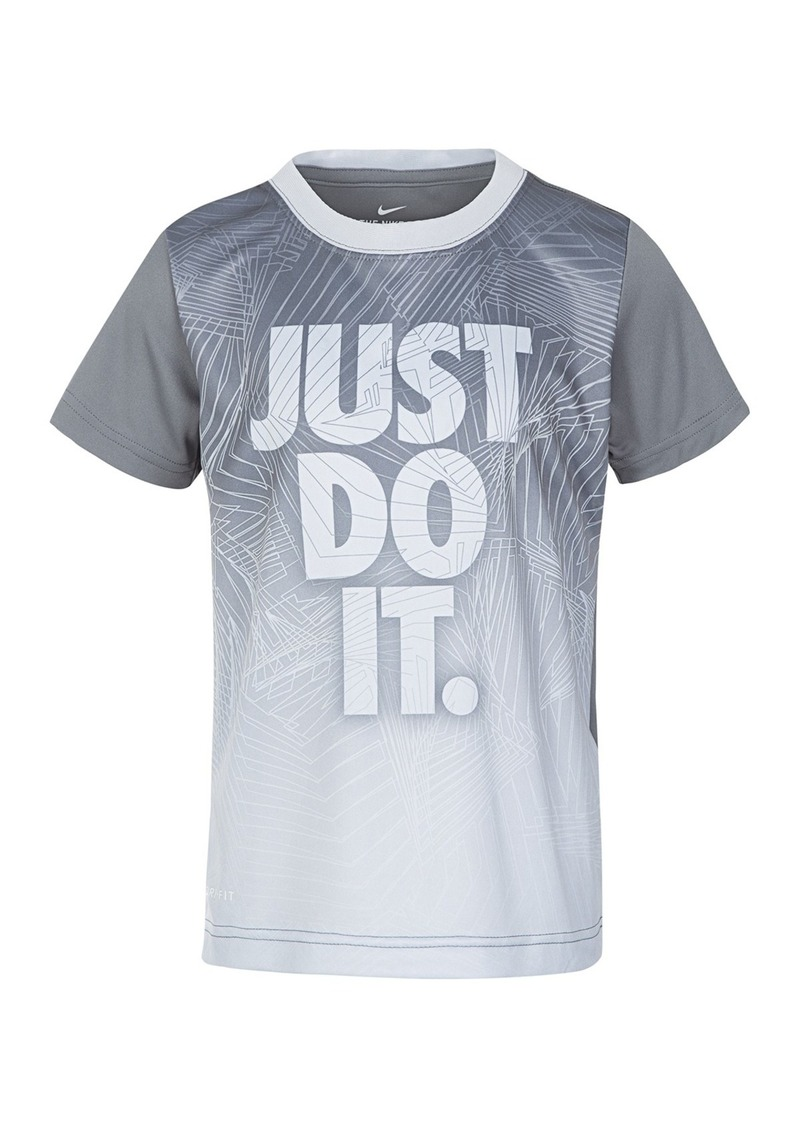 Nike Dri-FIT JDI Graphic T-Shirt (Little Boys)