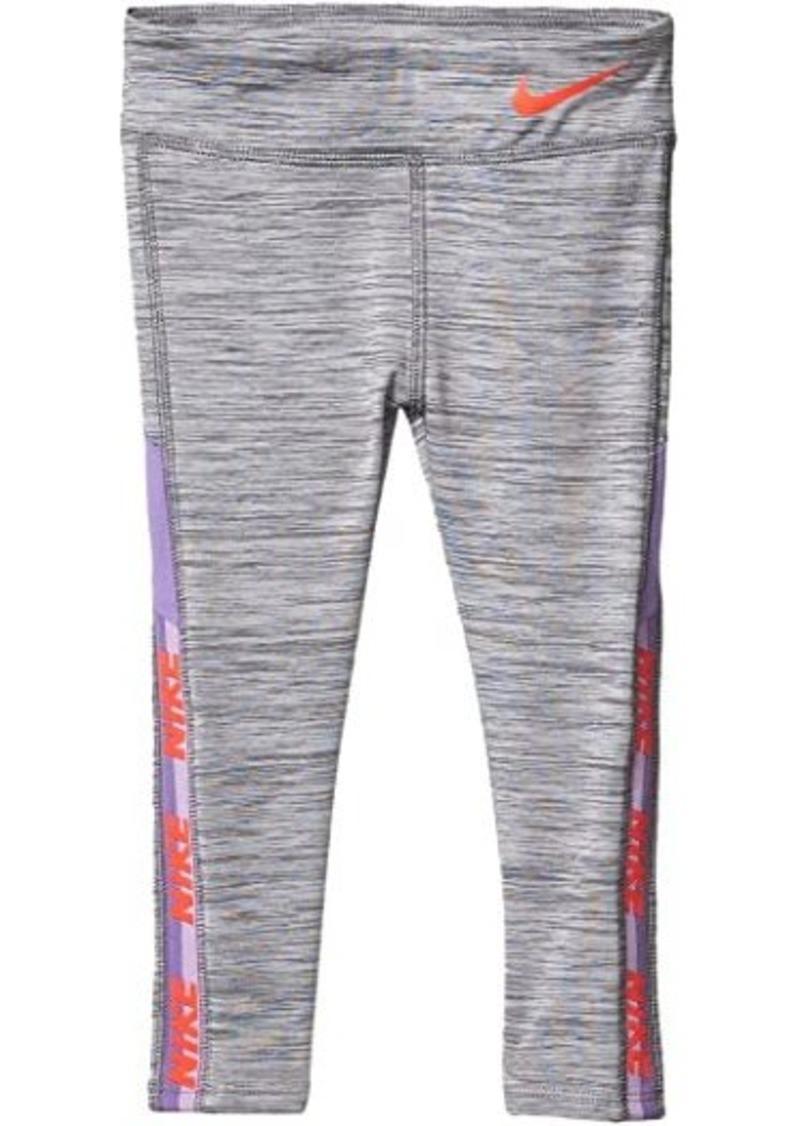 Nike Dri-FIT™ Logo Tape Leggings (Toddler)