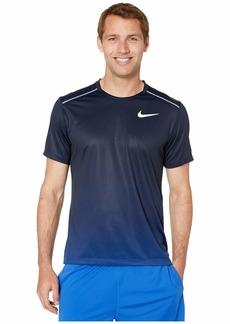 Nike Dri-FIT Miler Printed Running Top