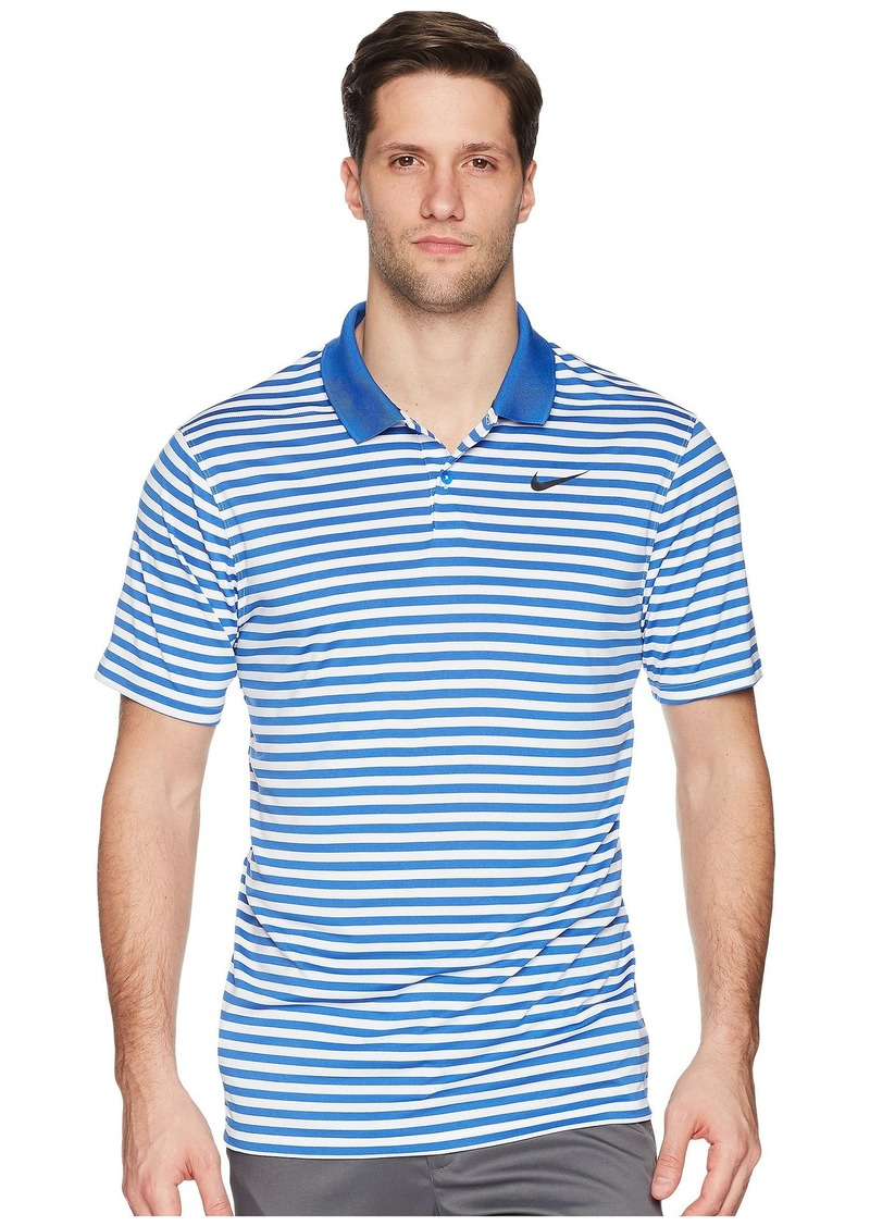 Nike Dri-FIT™ Mini-Stripe Victory Polo