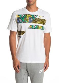Nike DRI-Fit Short Sleeve Printed T-Shirt