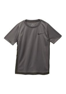 Nike Dri-FIT Short Sleeve Tee (Big Boys)