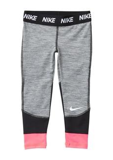 Nike DRI-Fit Split Leggings (Little Girls)