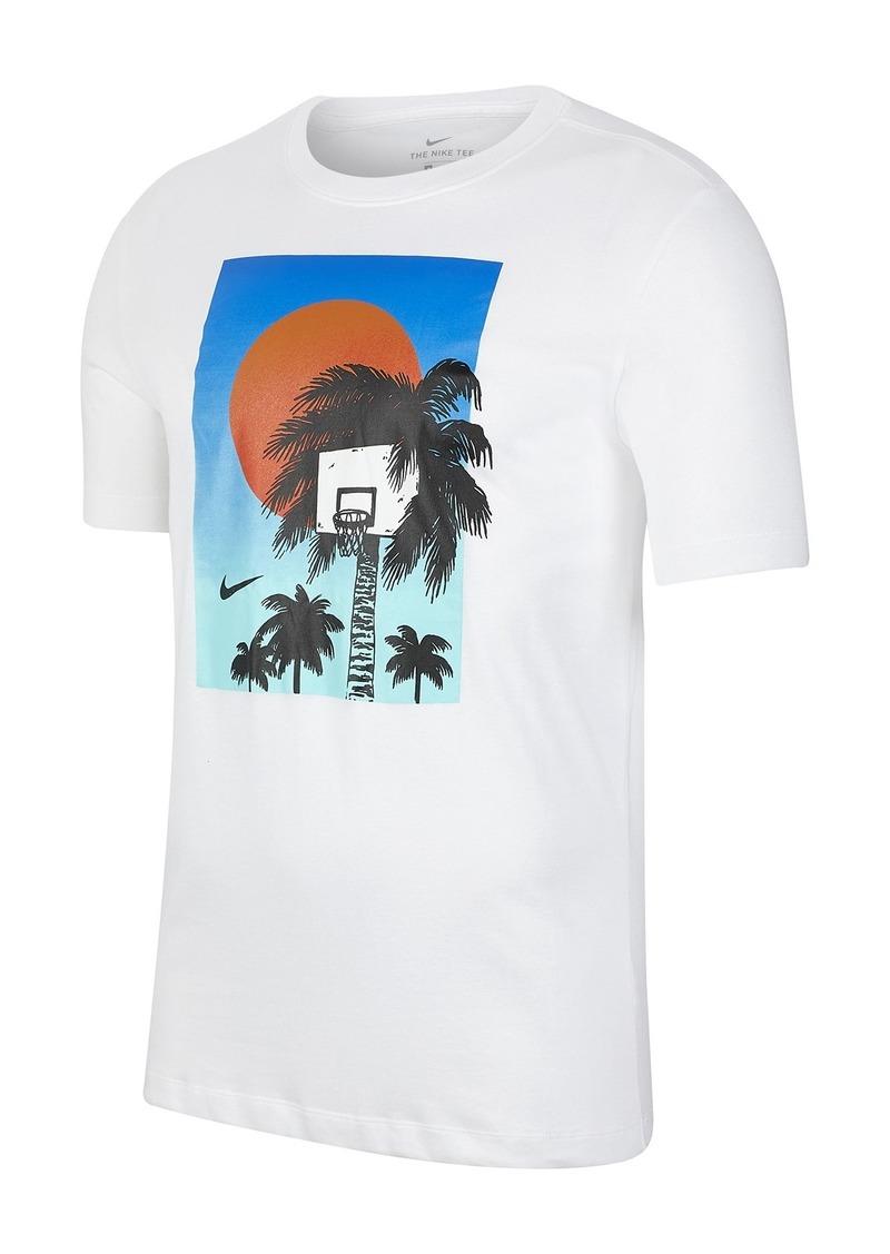 Nike Dri-FIT Sunset Graphic T-Shirt