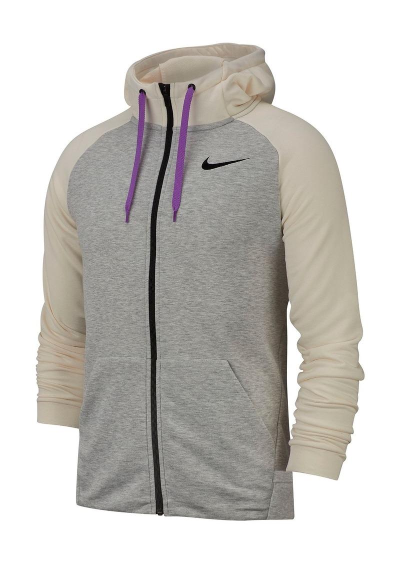 Nike Dri-FIT Zip Front Training Hoodie