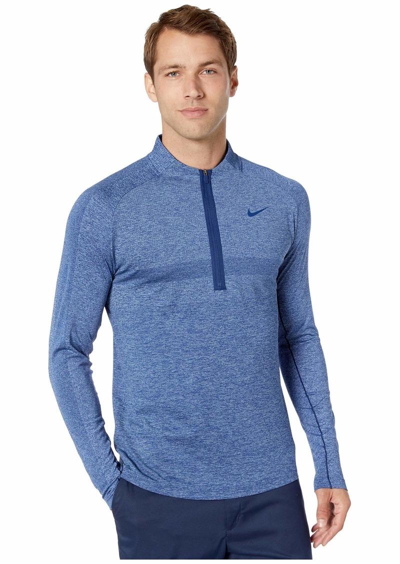 Nike Dry 1/2 Zip Statement Top