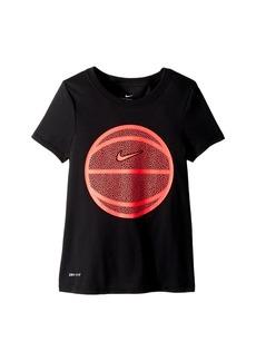 Nike Dry Basketball T-Shirt (Little Kids/Big Kids)