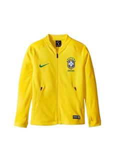 Nike Dry Brasil Anthem Soccer Jacket (Little Kids/Big Kids)