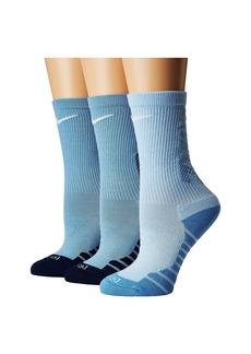 Nike Dry Cushion Crew Training Socks 3-Pair Pack