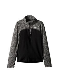 Nike Dry Element Long Sleeve 1/2 Zip Top (Little Kids/Big Kids)