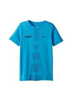 Nike Dry Elite Basketball Tee (Little Kids/Big Kids)