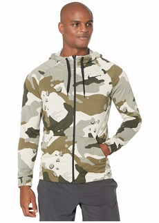 Nike Dry Fleece Hoodie Full Zip Camo Graphics