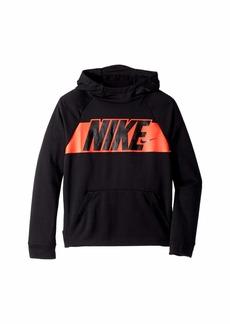 Nike Dry Graphic Training Pullover Hoodie (Big Kids)