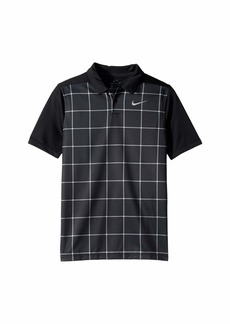 Nike Dry Grid Print Polo (Little Kids/Big Kids)