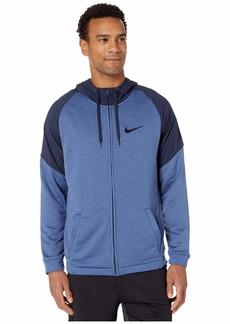 Nike Dry Hoodie Long Sleeve Full Zip Fleece Plus