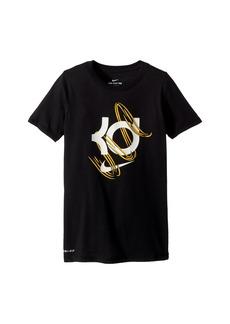 Nike Dry KD Basketball Short Sleeve Top (Little Kids/Big Kids)