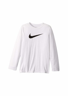 Nike Dry Legend Long Sleeve Training T-Shirt (Big Kids)