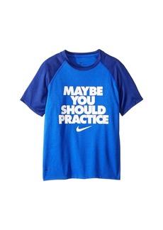 Nike Dry Legend Should Practice Tee (Little Kids/Big Kids)