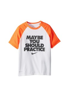 Nike Dry Legend Should Practice Tee (Little Kids/Big Kids)