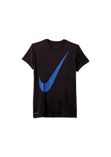 Nike Dry Legend Swoosh Spray Tee (Little Kids/Big Kids)