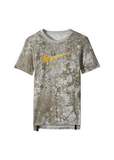 Nike Dry LunarFly Droptail Tee (Little Kids/Big Kids)