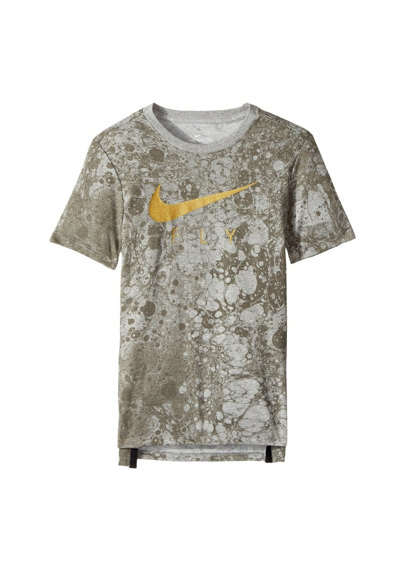 6c32a49a00c33 Nike Dry LunarFly Droptail Tee (Little Kids/Big Kids) Now $14.99