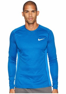 Nike Dry Miler Long Sleeve Running Top