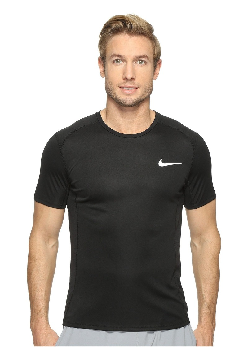 san francisco ac2f6 acf18 Nike Dry Miler Short Sleeve Running Top