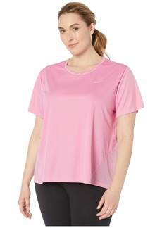 Nike Dry Miler Top Short Sleeve (Size 1X-3X)