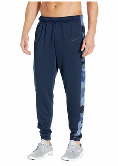 Nike Dry Pants Taper Fleece Camo