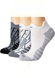 Nike Dry Performance Cushion Low GFX Training Socks 3-Pair Pack