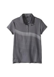Nike Dry Polo Short Sleeve Print (Little Kids/Big Kids)