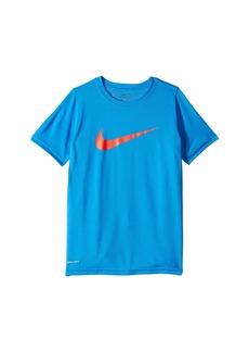 Nike Dry Short Sleeve Training T-Shirt (Little Kids/Big Kids)