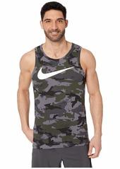 Nike Dry Tank Dri-FIT™ Cotton Swoosh Camo