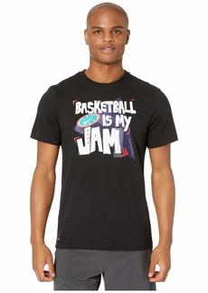 Nike Dry Tee Basketball Jam