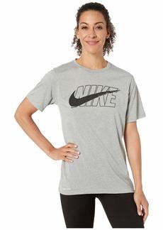 Nike Dry Tee Leg