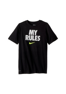 Nike Dry Tee My Rules (Little Kids/Big Kids)