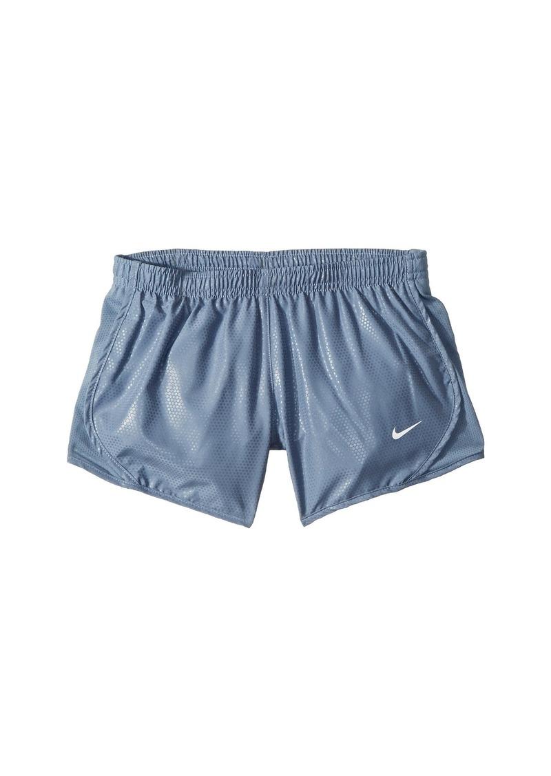 1eb0c809fe Nike Dry Tempo Shine Shorts (Little Kids/Big Kids)