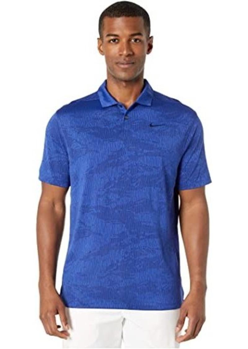 Nike Dry Vapor Polo Camo Jacquard