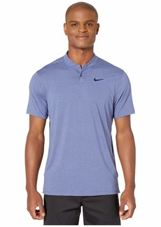 Nike Dry Vapor Polo Heather Blade