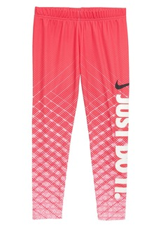 Nike Dry Verbiage Leggings (Toddler Girls & Little Girls)